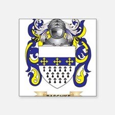 Paschke Coat of Arms (Family Crest) Sticker