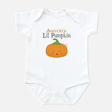 Aunties Little Pumpkin Body Suit