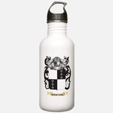Pascual Coat of Arms (Family Crest) Water Bottle