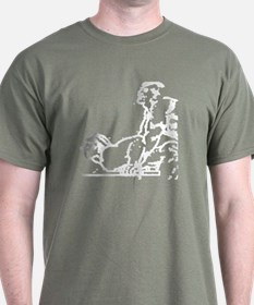 2 MEN PLAYING ON TABLE6 T-Shirt