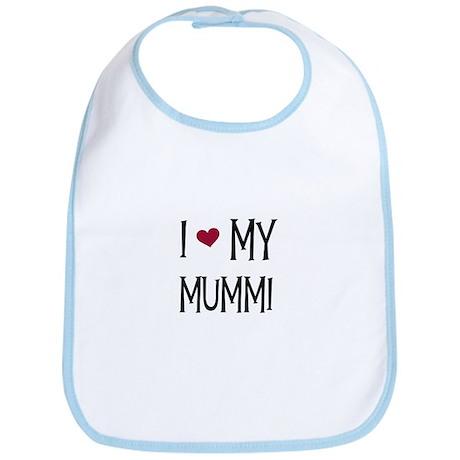 I Love My Mummi Bib