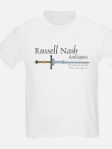Nash Antiques Kids T-Shirt