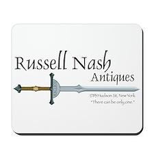 Nash Antiques Mousepad