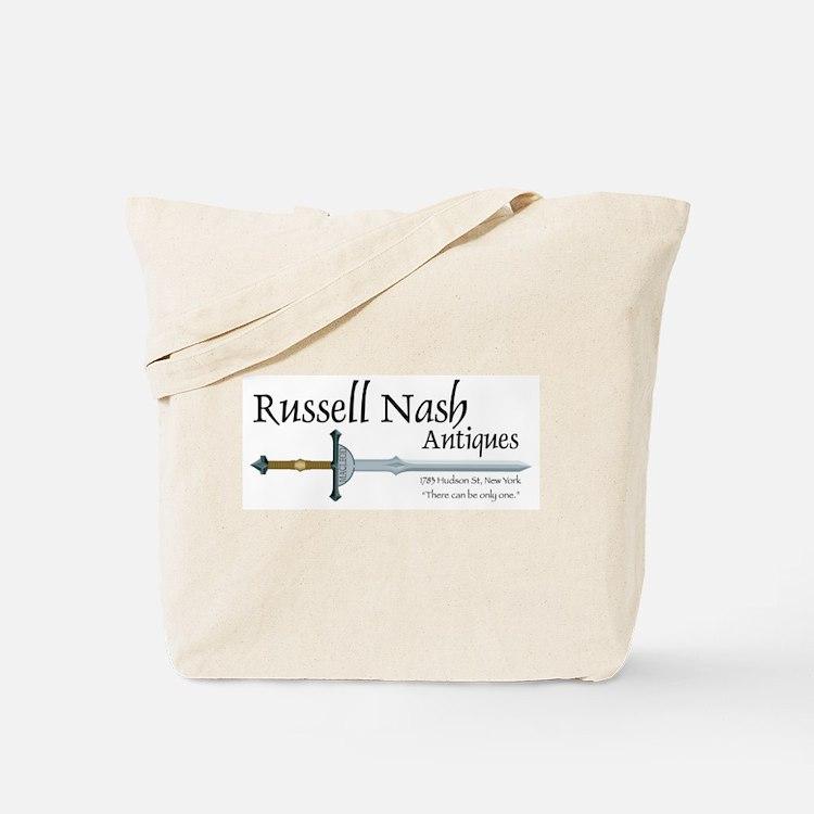 Nash Antiques Tote Bag