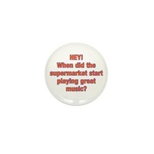 GETTING OLD? Mini Button (10 pack)