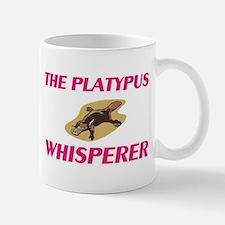 The Platypus Whisperer Mugs