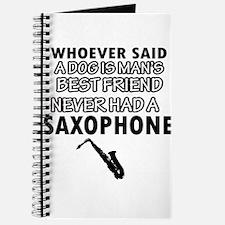 saxophone vector designs Journal