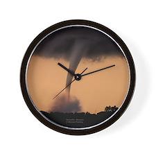 Super Tornado Wall Clock