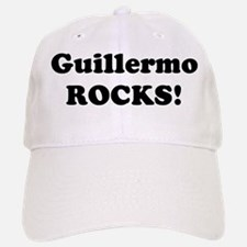 Guillermo Rocks! Baseball Baseball Cap