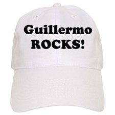 Guillermo Rocks! Baseball Cap