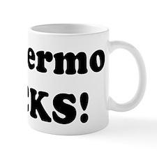 Guillermo Rocks! Small Mug
