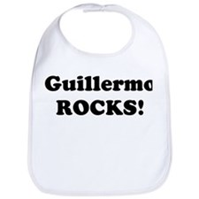 Guillermo Rocks! Bib
