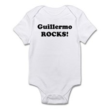 Guillermo Rocks! Onesie