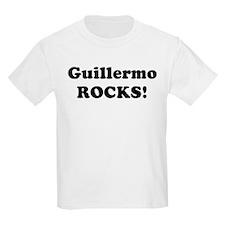 Guillermo Rocks! Kids T-Shirt