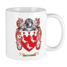 Patterson Coat of Arms (Family Crest) Mugs