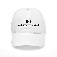 60 still stud 2 Baseball Baseball Cap