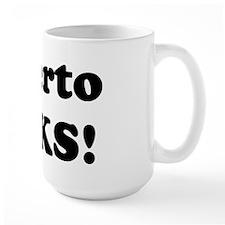 Gilberto Rocks! Mug