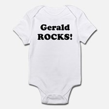 Gerald Rocks! Infant Bodysuit
