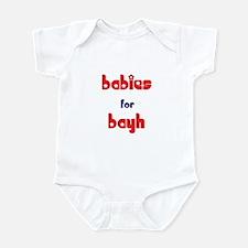 Babies for Bayh Infant Bodysuit