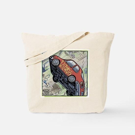 Funny Dan piraro Tote Bag