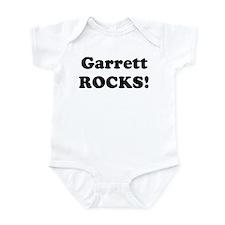 Garrett Rocks! Infant Bodysuit