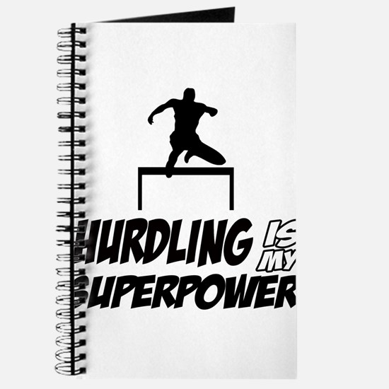 hurdling is my superpower Journal
