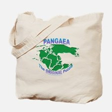 Pangaea: The original Puzzle Tote Bag