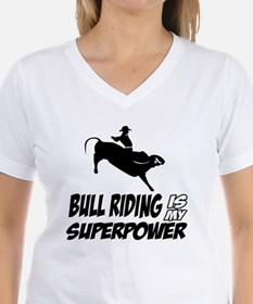 bull riding is my superpower Shirt