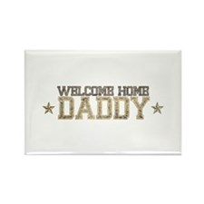 Welcome Home ARMY Daddy Magnets