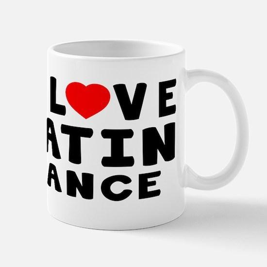 I Love Latin Mug