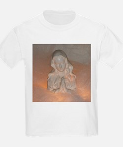 Mother Mary Kids T-Shirt