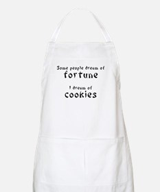 Dream of Fortune Cookies BBQ Apron