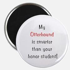 My Otterhound is smarter... Magnet