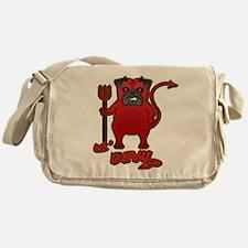 Lil Devil Messenger Bag