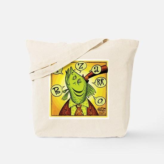Dan piraro Tote Bag