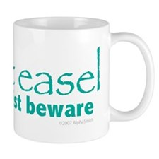 Caveat Easel Mug