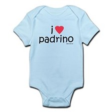 i love padrino Body Suit