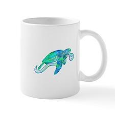 Sea Turtle Graphic Mugs