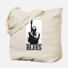 Blues Wear Tote Bag