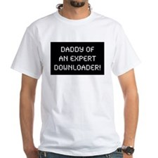 Daddy of a Downloader Shirt