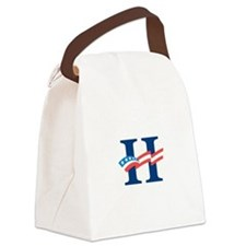 Hillary Canvas Lunch Bag