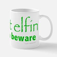 Caveat Elfin Mug