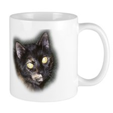 Dark Tort Small Mug