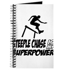 steeple chase is my superpower Journal
