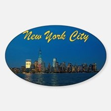 Night Lights! New York City Pro photo Decal