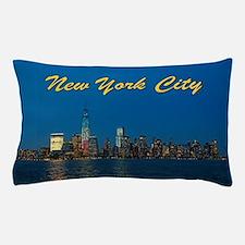 Night Lights! New York City Pro photo Pillow Case