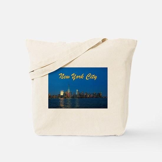 Night Lights! New York City Pro photo Tote Bag