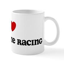 I Love Hydroplane Racing Mug