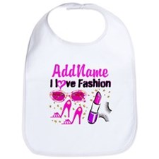 LOVE FASHION Bib