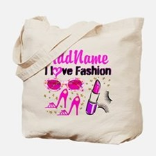 LOVE FASHION Tote Bag